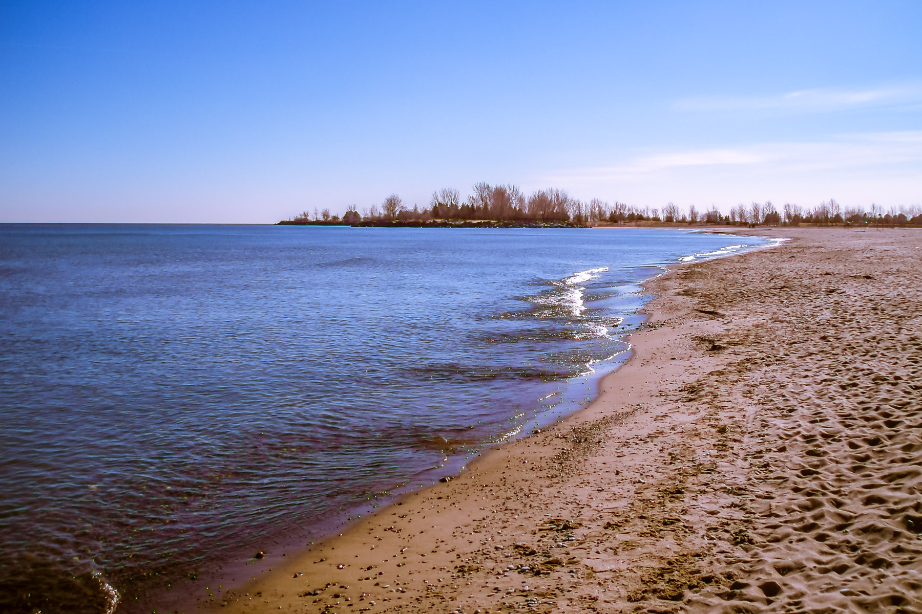 The Beaches, Toronto, Ontario.