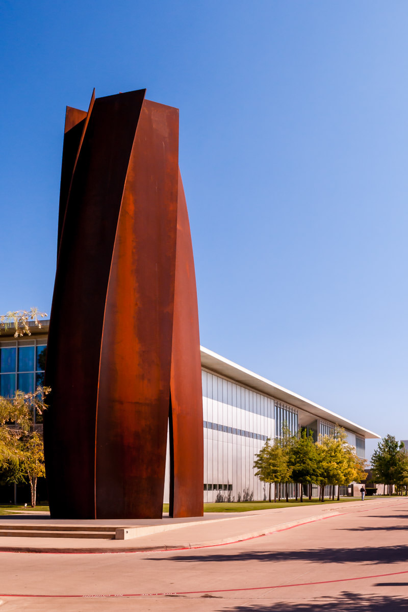 The Modern Art Museum of Fort Worth, Texas.