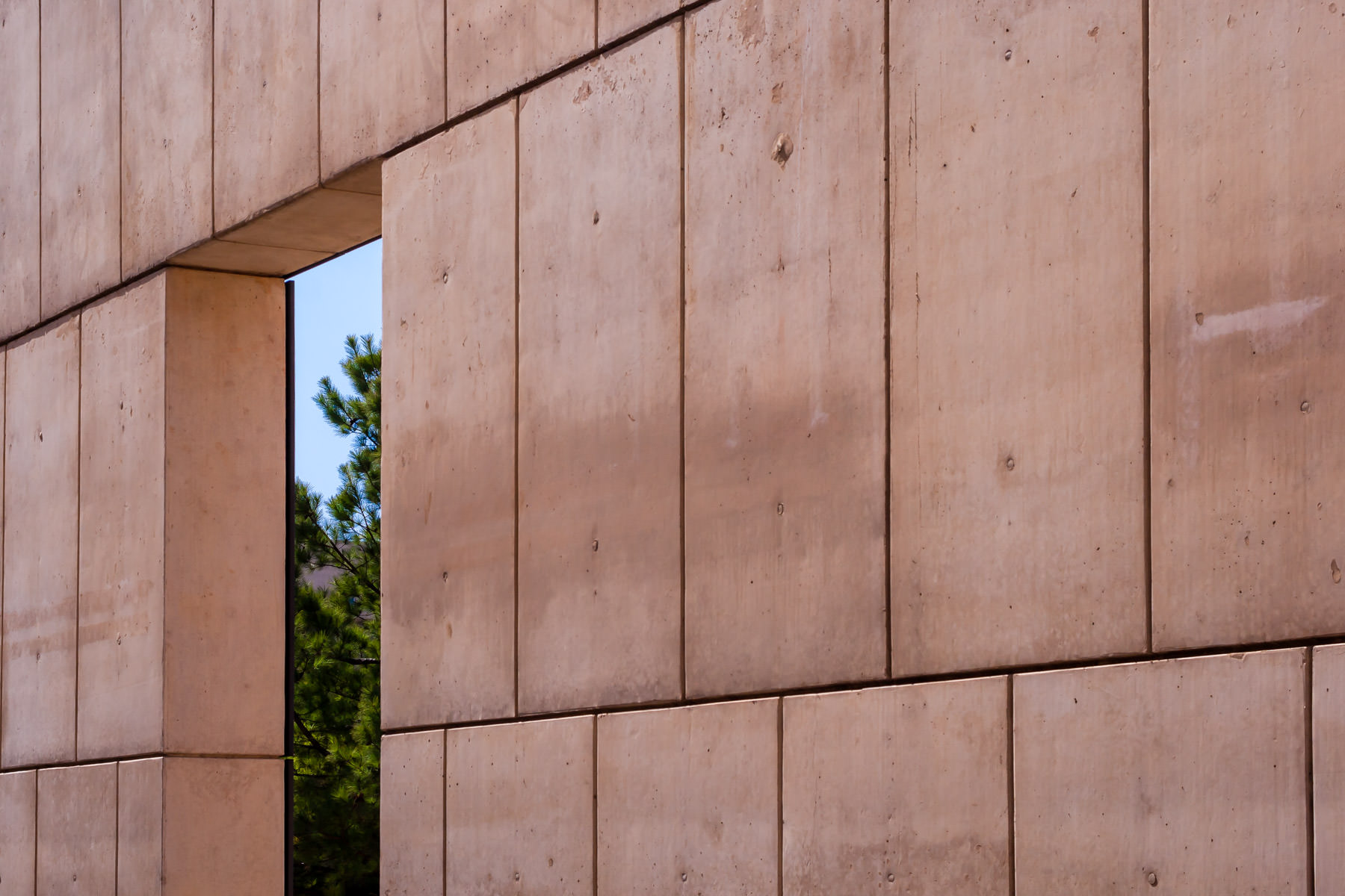 Detail from the Oklahoma City National Memorial.
