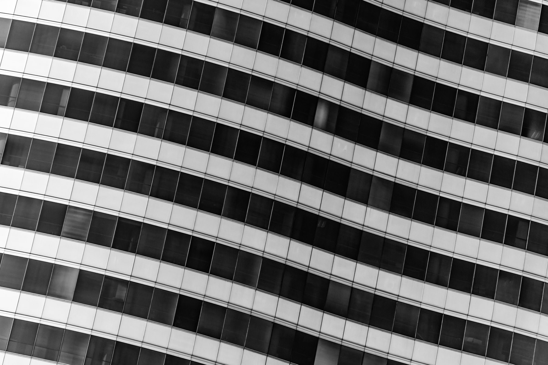 Abstract detail of an office building in Las Colinas, Irving, Texas.