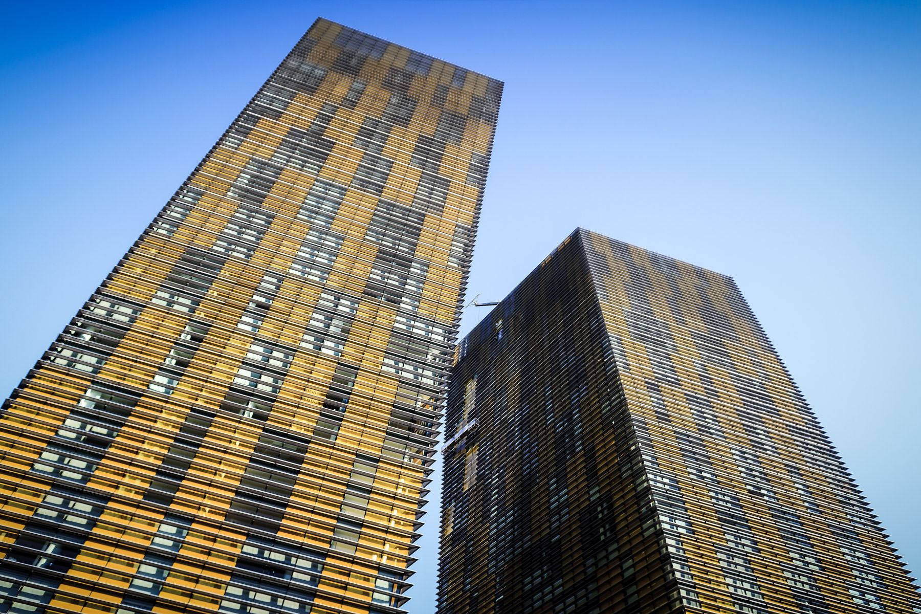 The Veer Towers, CityCenter, Las Vegas.