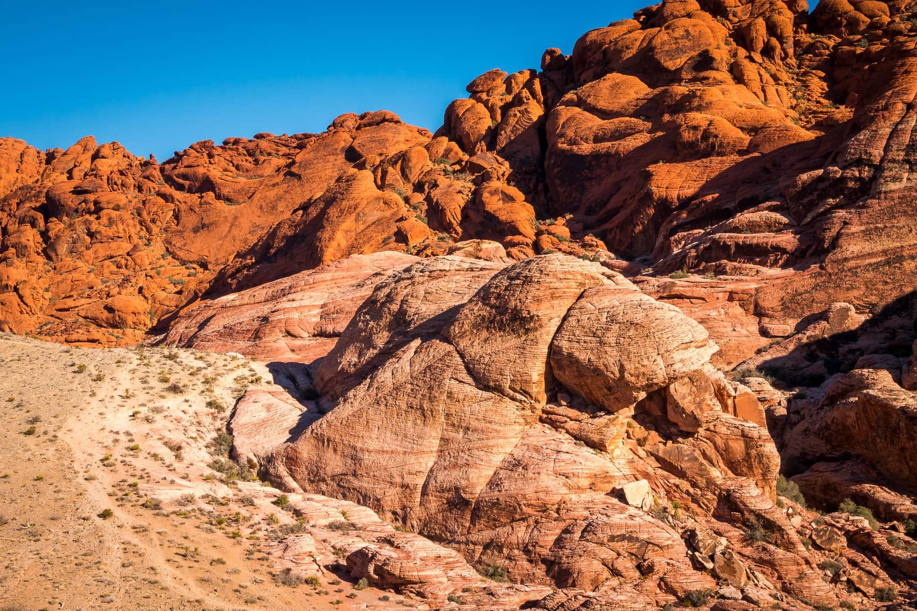 red rock canyon rocks nevada