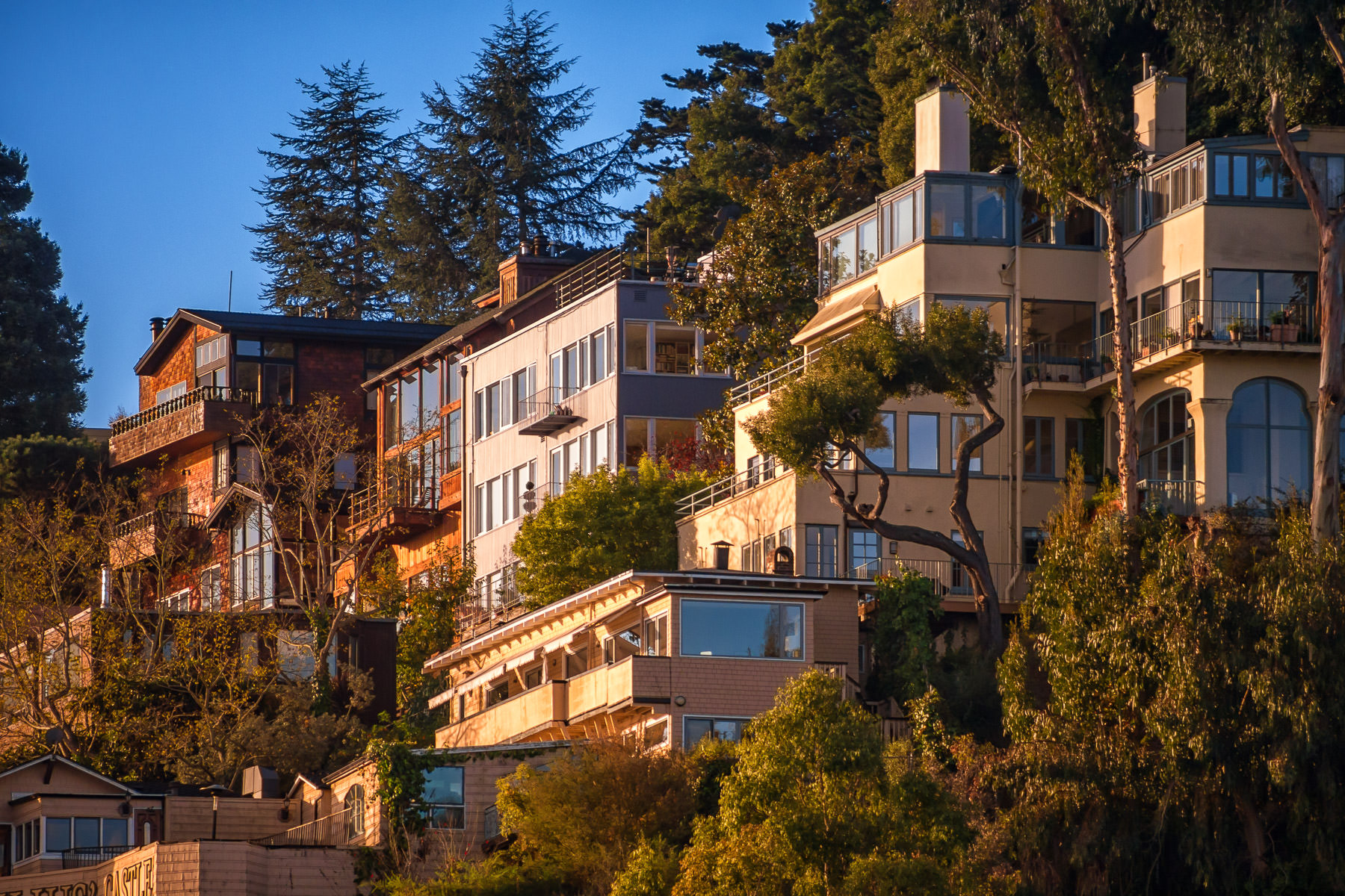 telegraph hill houses