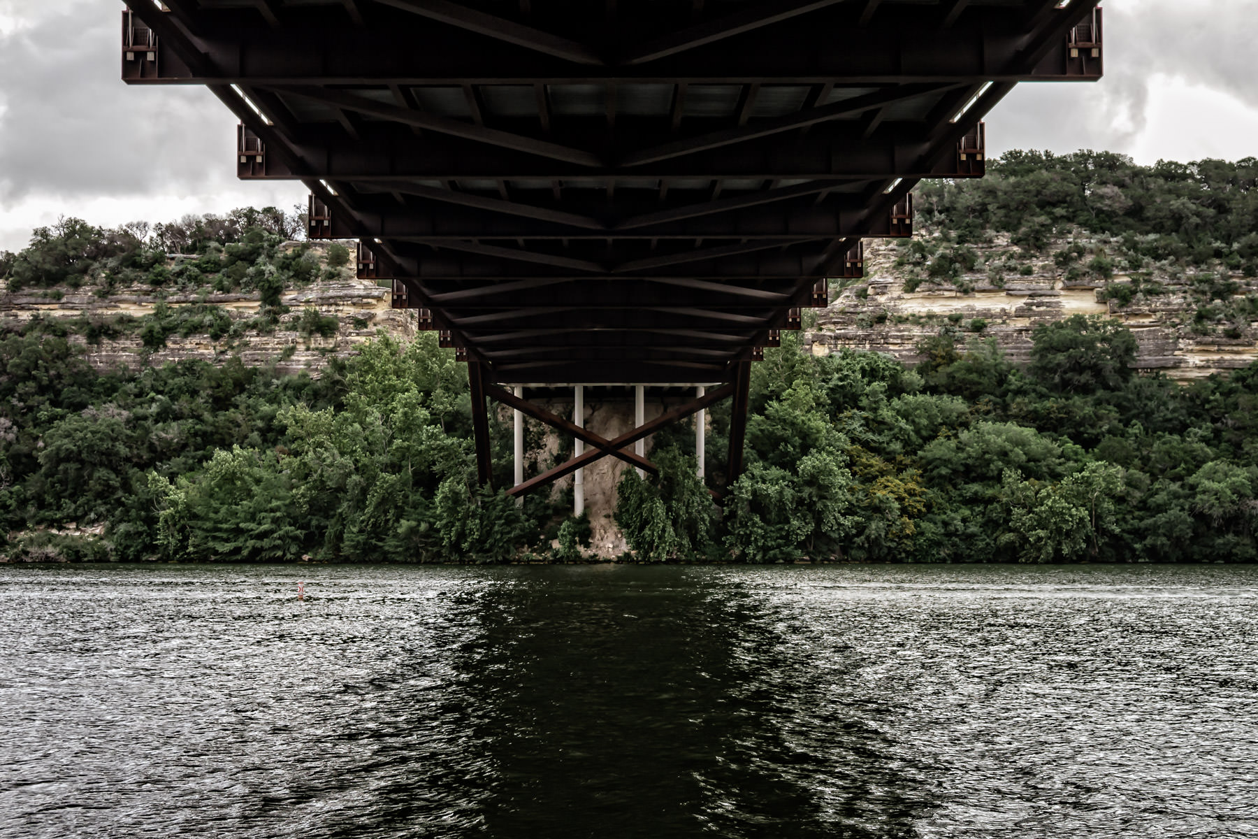 pennybacker bridge lake austin texas